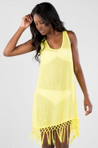Palm Harbor Swim Cover-Up
