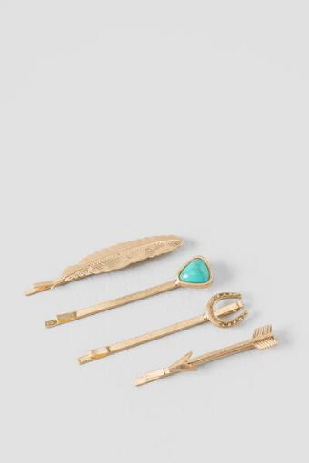 Lucky Bobby Pin Set