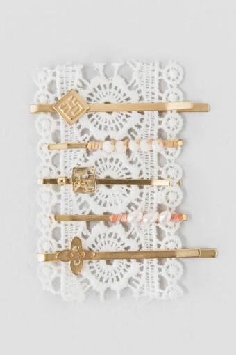 Marie Bobby Pin Set
