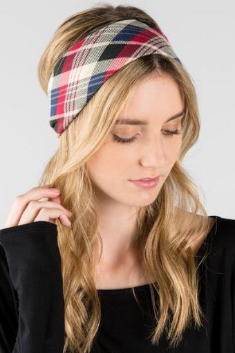 Miranda Fabric Headband