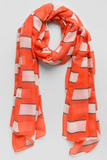 Mandy Oblong Scarf