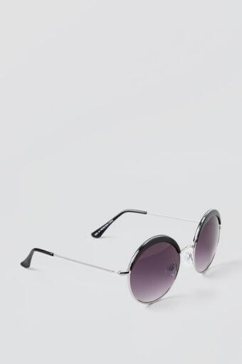 Freebird Round Sunglasses