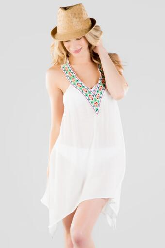 Petunia Swim Cover-Up