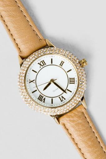 Esther Crystal Watch