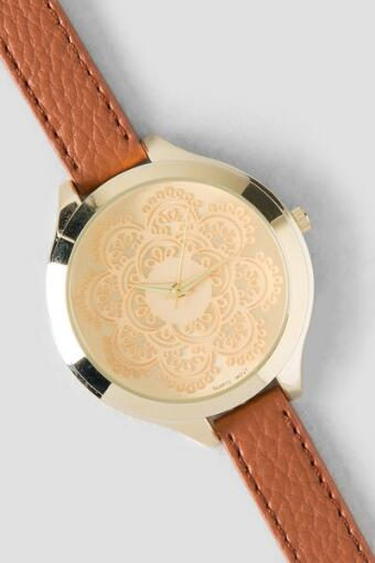 Lacey Floral Watch