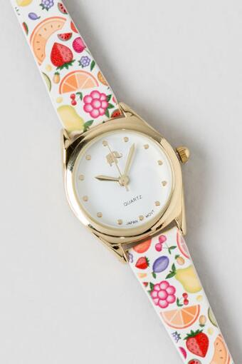 Tooty Fruity Skinny Watch