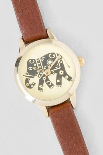 Boho Elephant Watch