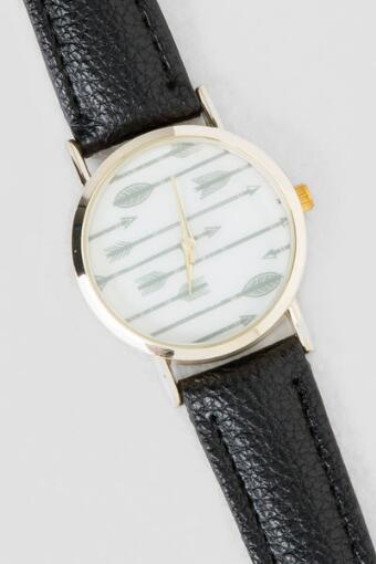Gray Arrows Watch