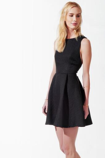 Adelle Jacquard Dress