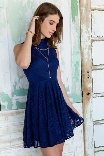 Christy Lace Dress