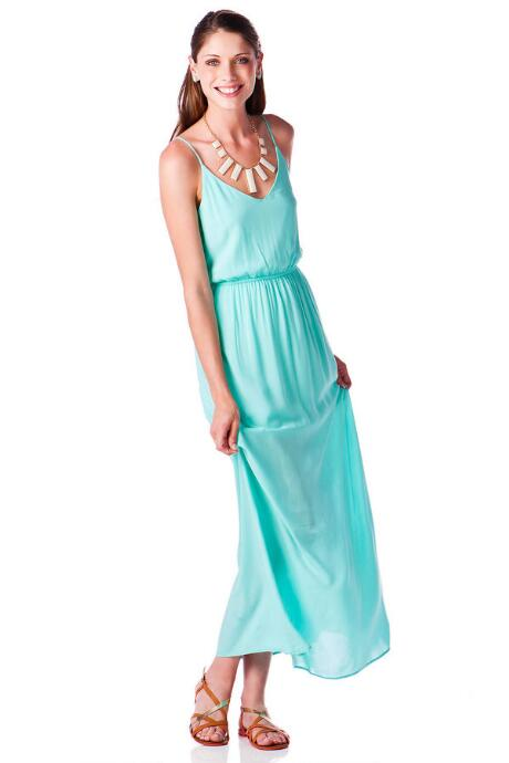 La Royale Maxi Dress