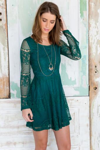 McCreary Lace Dress