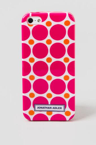 Pink Dots iPhone 5 Case