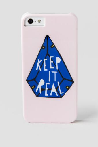 Keep It Real iPhone 5 Case