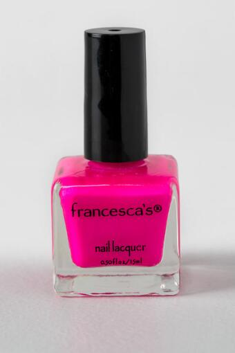 Party Girl Hot Pink Nail Lacquer