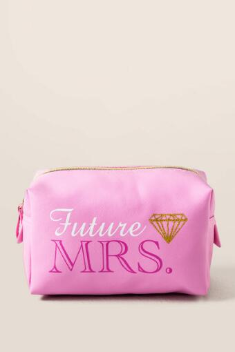 Future Mrs. Cosmetic Pouch
