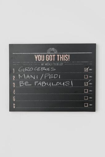 You've Got This Chalkboard