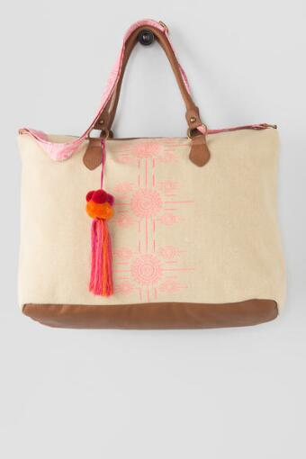 Tamia Weekend Tote