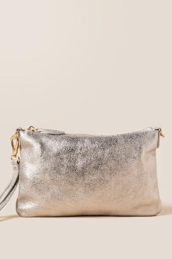Chole Metallic Clutch