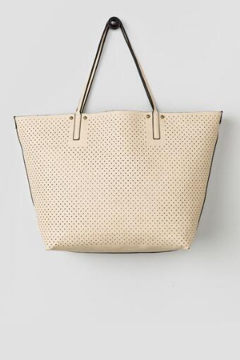 Clarice Perforated Tote