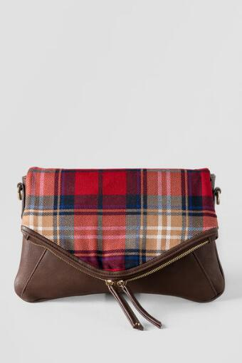 Maddox Convertible Crossbody Bag