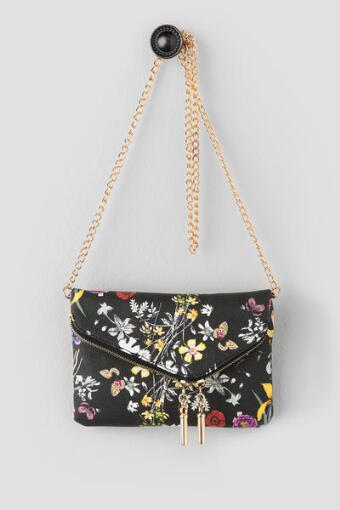 Ainsley Floral Clutch