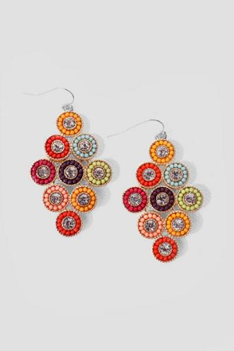 Fun House Earrings