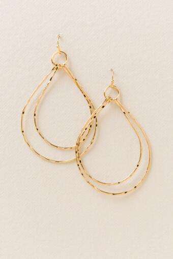 Devin Drop Earrings
