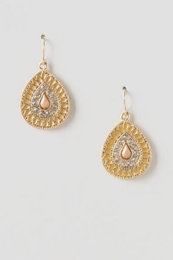 Konya Drop Earrings