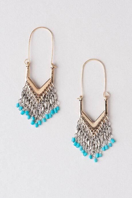 Frontier Fringe Earrings