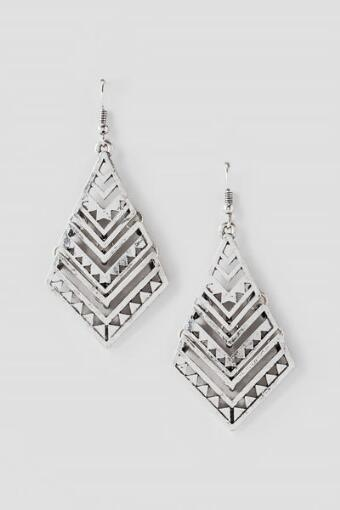 Agnes Tribal Drop Earrings