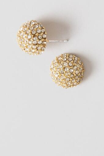 Exeter Clustered Crystal Studs
