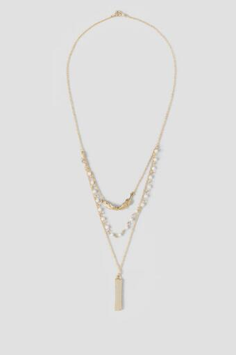 Lindy Delicate Layered Necklace