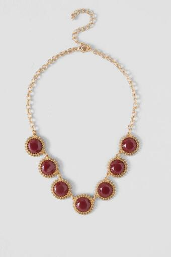Kevlyn Sun Statement Necklace