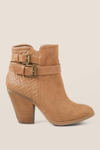 Kaley Heeled Ankle Bootie