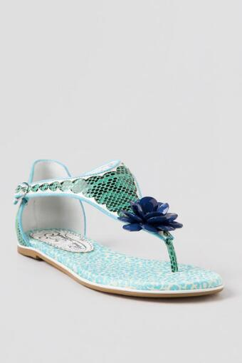 Poetic License, Afterhours Mint Sandal