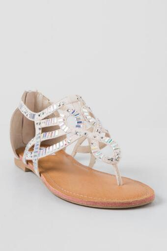 Coast Blvd Embellished Sandal
