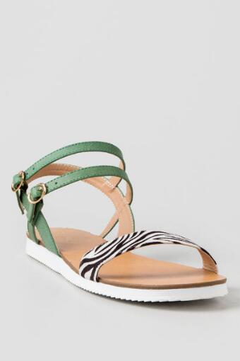 Easygoing Two Piece Sandal