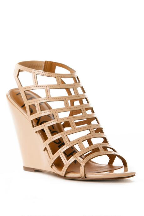 Kelsi Dagger Shoes, Eris Caged Wedge