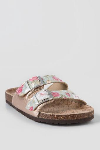Isla Floral Footbed
