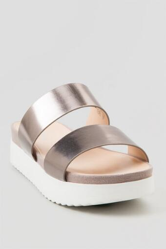 Wanted, Mello Platform Sandal