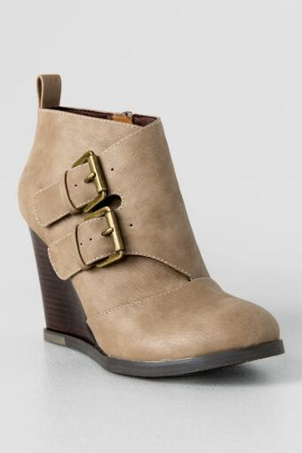 Winkie Wedge Ankle Boot