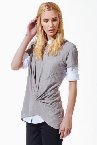 Auden Knotted Tee