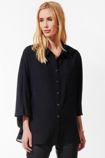 Piper Buttoned Blouse