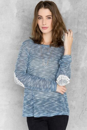 Nanook Elbow Patch Sweater